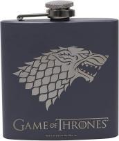 Hip Flask (7oz) Boxed - Game of Thrones (Winter is Coming)