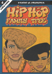 Hip-hop family tree. 4: 1984-1985