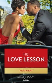 His Love Lesson (The Barrington Brothers, Book 2)