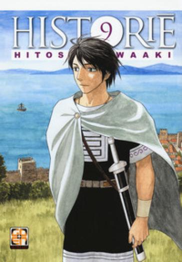 Historie. 9. - Hitoshi Iwaaki  
