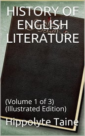 History of English Literature Volume 1 (of 3)