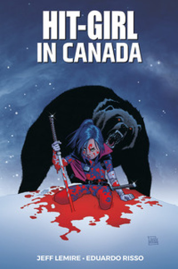 Hit girl in Canada - Jeff Lemire |