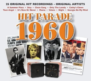 Hit parade 1960 -25tr.-