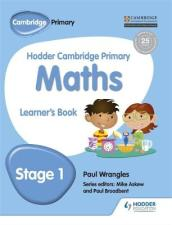 Hodder Cambridge Primary Maths Learner s Book 1