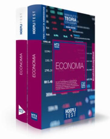Hoepli Test. Economia. Box