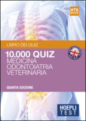 Hoepli test. 10.000 quiz e commentati per i test di amissione all