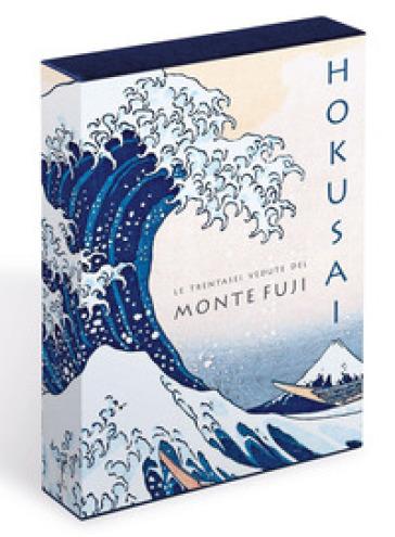 Hokusai. Le trentasei vedute del monte Fuji - Amélie Balcou | Jonathanterrington.com