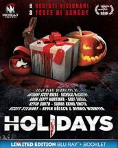 Holidays (Blu-Ray)(+booklet - limited edition)
