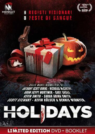 Holidays (DVD)(+booklet - limited edition)