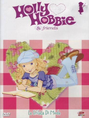 Disegni Da Colorare Gratis Holly Hobbie.Holly Hobbie Friends 05 La Sfilata Di Moda Dvd Sticker