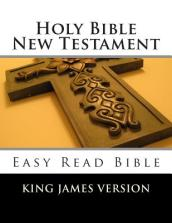 Holy Bible New Testament King James Version