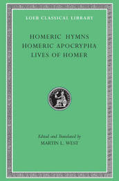 Homeric Hymns WITH Homeric Apocrypha AND Lives of Homer