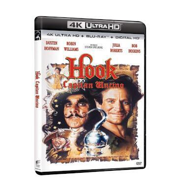 Hook - Capitan Uncino (Blu-Ray 4K Ultra HD+Blu-Ray)