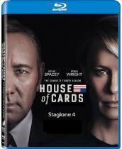 House of cards - Stagione 04 (4 Blu-Ray)