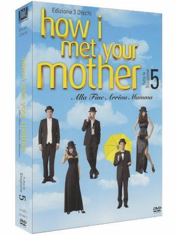 How I met your mother - Stagione 05 Episodi 01-24 (3 DVD)