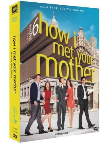 How I met your mother - Stagione 06 (3 DVD)