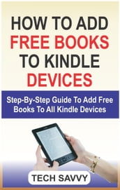 How to Add Free Books to Kindle Devices