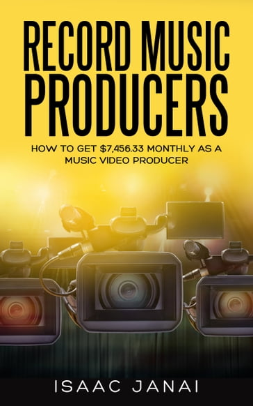 How to Get $7,456.33 Monthly as a Music Video Producer