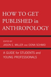 How to Get Published in Anthropology