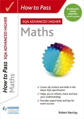 How to Pass SQA Advanced Higher Maths