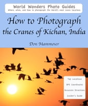 How to Photograph the Cranes of Kichan, India
