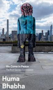 Huma Bhabha - We Come in Peace - The Roof Garden Commission