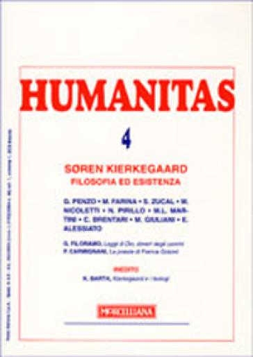 Humanitas (2007). Vol. 4: Sören Kierkegaard.