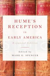 Hume s Reception in Early America