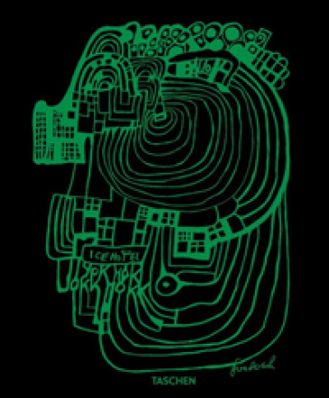 Hundertwasser. Sognare fuori dalla righe. La vita e l'opera dell'artista e architetto austriaco. Ediz. inglese - Wieland Schmied |