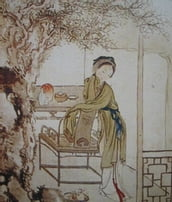 Hung Lou Meng or The Dream of the Red Chamber, 18th century Chinese novel