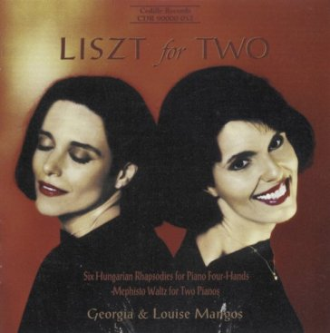 Hungarian rhapsodies for