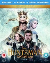 Huntsman (The) - Winter s War (Blu-Ray 2D & 3D + Uv) [Edizione: Regno Unito]