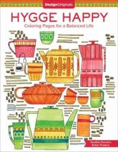 Hygge Happy Coloring Book