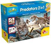 I M A Genius Predators 2 In 1