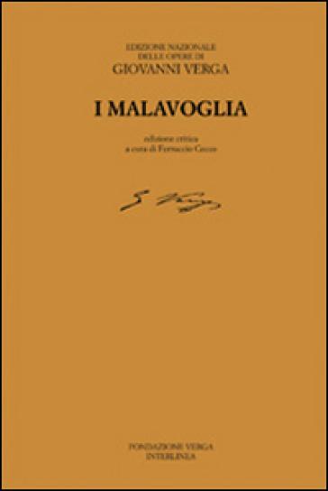 I Malavoglia - Giovanni Verga pdf epub