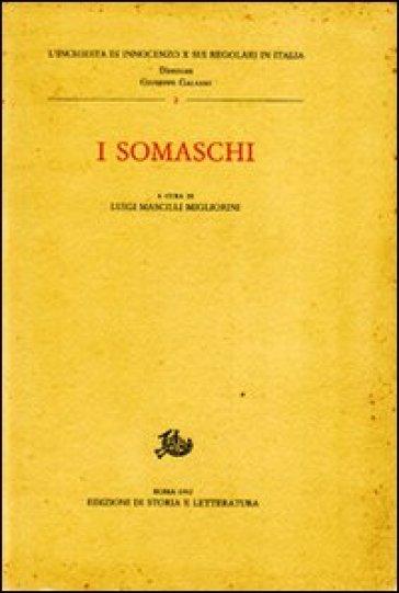 I Somaschi - L. Mascilli Migliorini | Kritjur.org