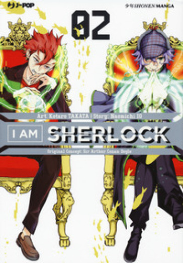 I am Sherlock. 2. - Io Naomichi |
