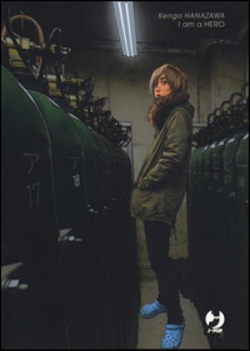 I am a hero. 18. - Kengo Hanazawa | Rochesterscifianimecon.com