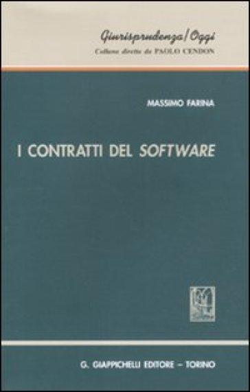 I contratti del software - Massimo Farina |