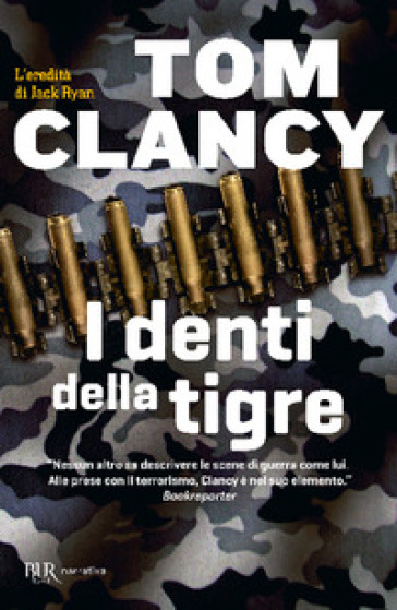 I denti della tigre - Tom Clancy | Jonathanterrington.com
