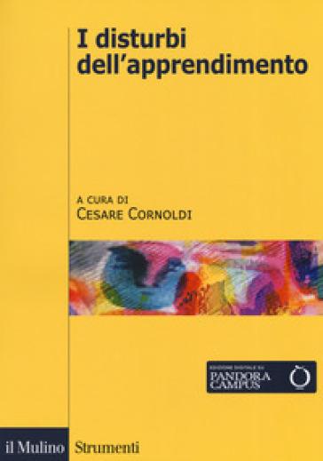 I disturbi dell'apprendimento - C. Cornoldi pdf epub