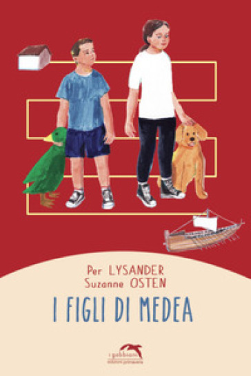 I figli di Medea - Lysander Per | Kritjur.org