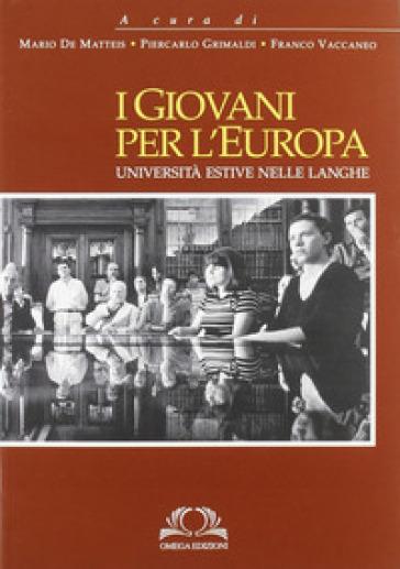 I giovani per l'Europa - F. Vaccaneo  