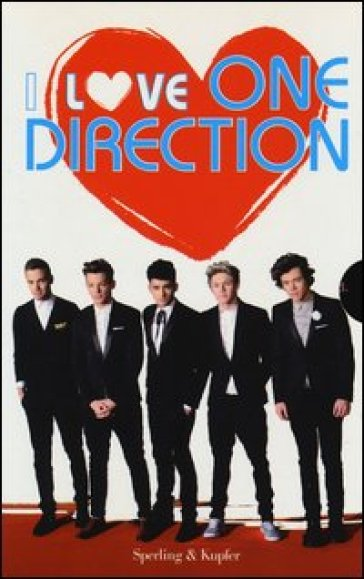 I love One Direction (5 vol.)