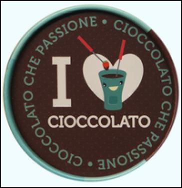 I love cioccolato. Con gadget