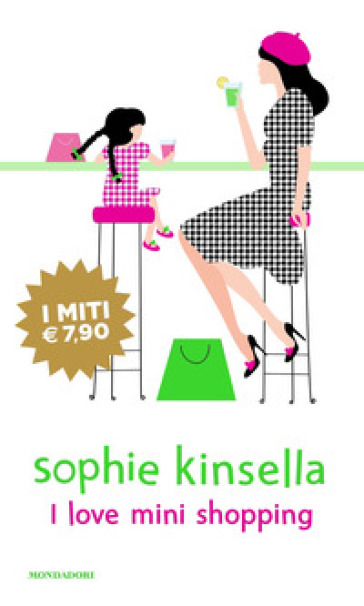 I love mini shopping - Sophie Kinsella | Thecosgala.com