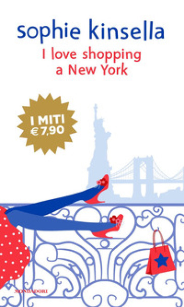 I love shopping a New York - Sophie Kinsella |