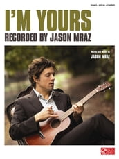 I m Yours Sheet Music