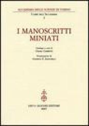 I manoscritti miniati - C. Clemente |