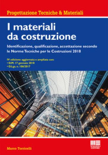 I materiali da costruzione - Marco Torricelli pdf epub
